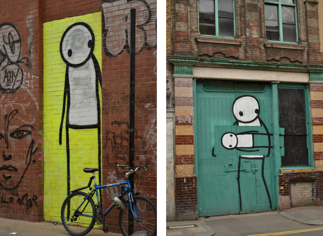 Stik east end londres