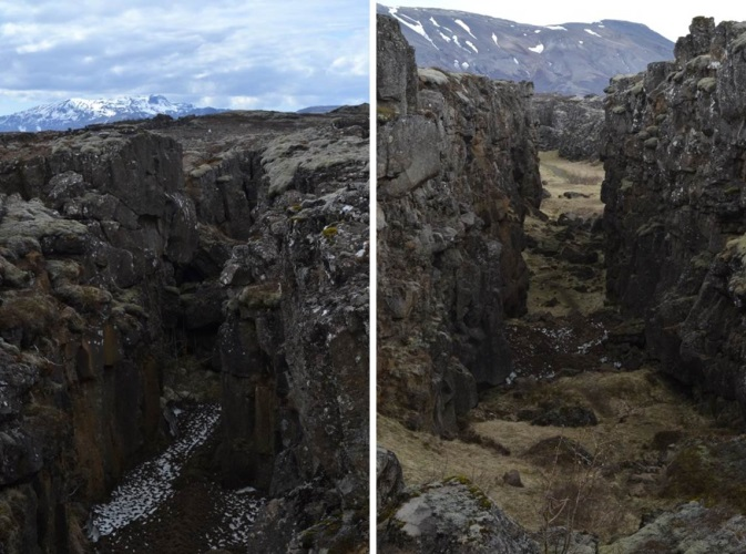 Parc Thingvellir_La Faille