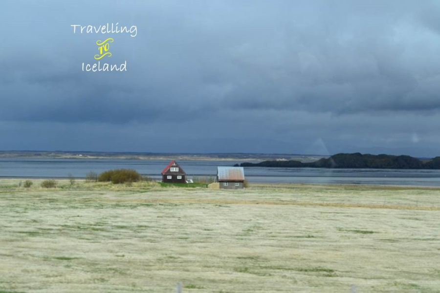 Travelling to Islande