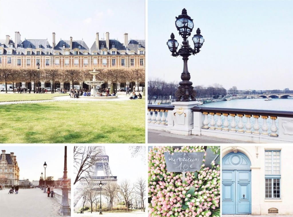 Paris in four months